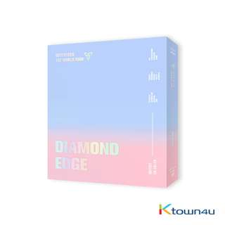 Seventeen - 2017 SEVENTEEN 1ST WORLD TOUR DIAMOND EDGE IN SEOUL CONCERT DVD
