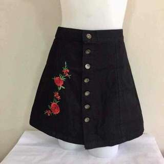 (cd) Maong fashion skirt size : S M L