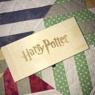 Harry Potter Merchandise - Pin Set