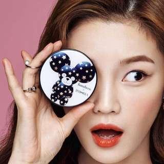 🚚 韓國 Banila co X IPHORIA 限量聯名款CC氣墊粉餅1+2組合(補充蕊) 粉盒+15g*2 底妝 粉底