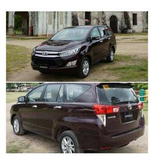 Innova for RENT A/T (02) 3983533 - (0975) 140-4669