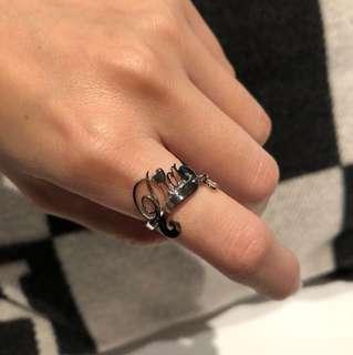 二手 Dior 戒指💍