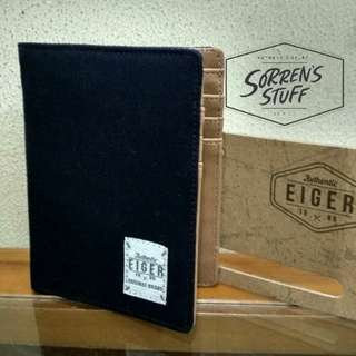 Dompet Eiger 1989 Canvas Vertical