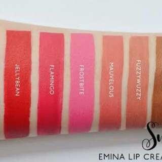 Lip cream emina no 5 jellybean