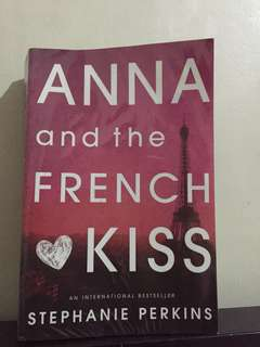 Annna and the French Kiss