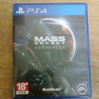 Mass Effect Andromeda PS4 R3
