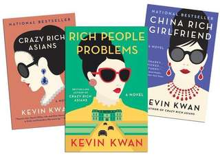 Crazy Rich Asians Trilogy (ebook)