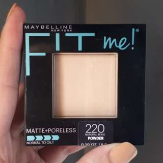 Maybelline face powder