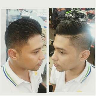 Barber service at profile asia No 139 jalan besar # 01 - 01 singapore 208857 Tel 62968639 Open daily 11. 30 to 9 pm Booking available KEN GOH HP 81187155  Instagram : Kenlovesred
