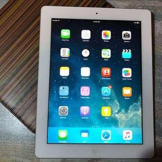 Apple iPad 2 Wi-Fi cellular 64GB x Paul Smith leather Case