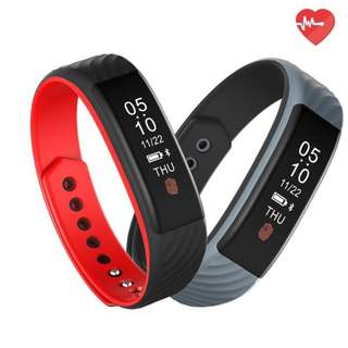 Heart Rate Monitor Fitness Tracker Smart Band Watch