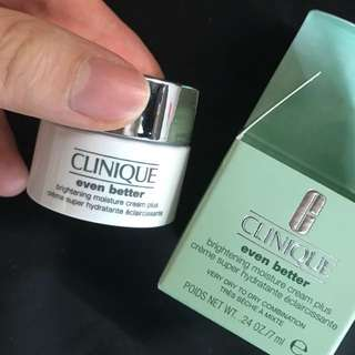 CLINIQUE cream 7ml