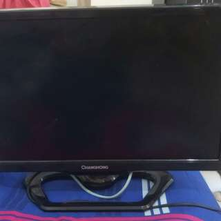 Tv Changhong 19inch
