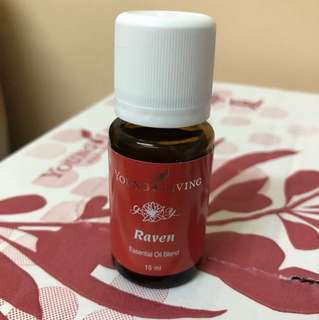 Young Living Raven