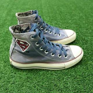 Converse Superman high top canvas original