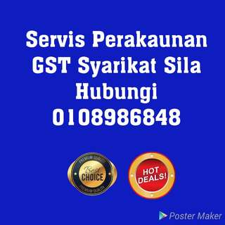GST SERVICES FOR COMPANY