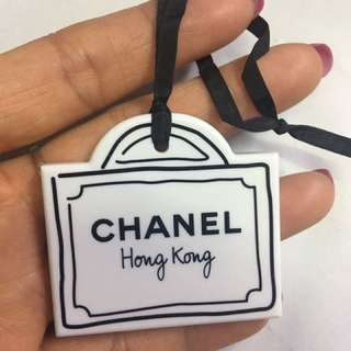 Chanel 鎖匙扣