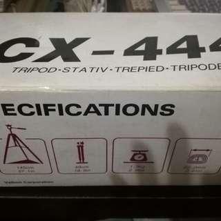 Velbon CX-444 tripod