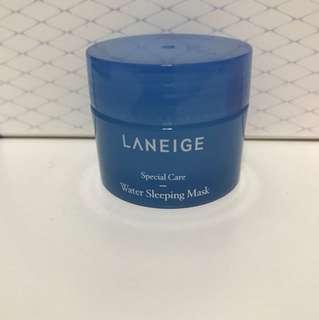 Laneige Water Sleeping Mask travel size