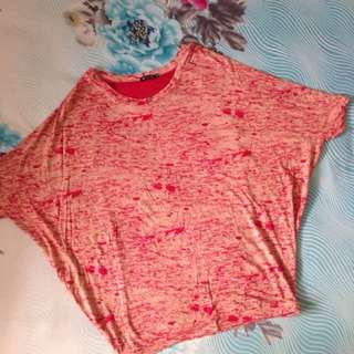 (Reprice!) Abstract Blouse