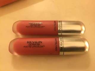 Revlon Ultra HD lip color