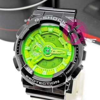 Gshock protection