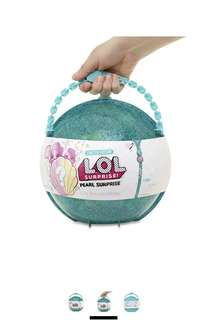 Lol surprise doll limited edition pearl (pre order )