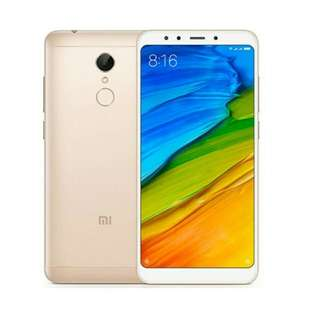 Xiaomi Redmi 5 gold 3GB+ 32GB