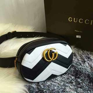 Tas Gucci bag belt