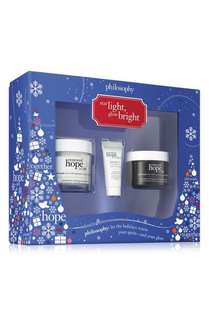 philosophy star light glow bright 3 pce set