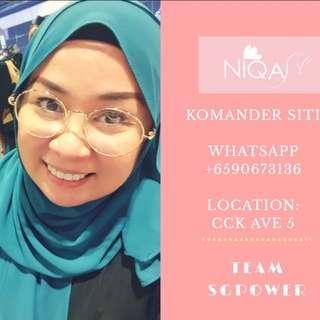 CCK Ave 5 - Niqa Hijab Wash Stockist