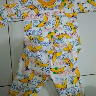 Piyama bayi 6-12 bulan