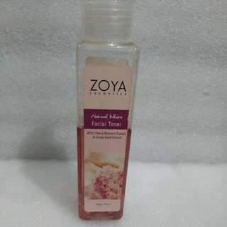 GRATIS!! Zoya Natural White Facial Toner