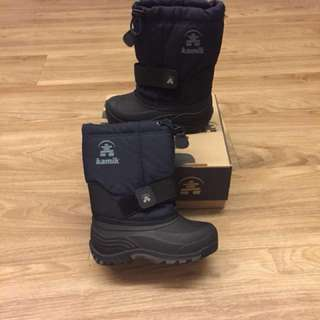 Kamik Kids Snow Boots