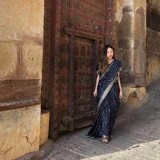 Jual Saree India Asli