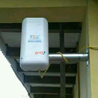 Wifi bolt home 4G LTE
