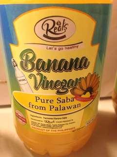 Organic Banana Vinegar