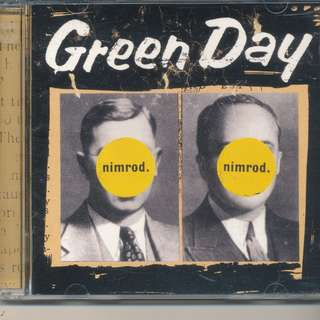 Green Day - Nimrod (AUDIO CD) Reprise 1997 (US IMPORT) [x8]