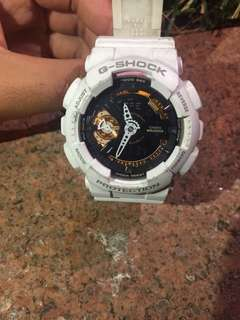 Original G-shock protection