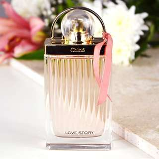 Authentic Chloe Love Story Eau Sensuelle EDP 75ml