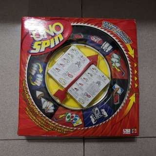 Old School 2005 UNO SPIN