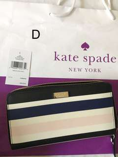 Kate Spade Wallet BNew With Tag