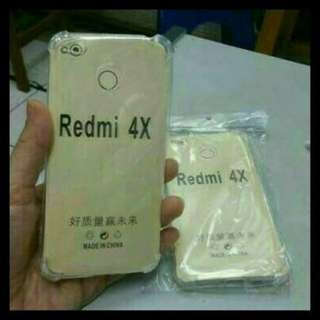 Anti crack xiomi redmi 4x silicone