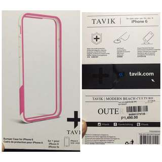 Authentic Tavik Metal Case For iPhone 6/6s