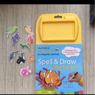 Spell & Draw - Under The Sea
