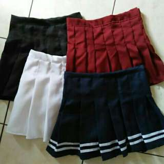 KOREAN TENNIS SKIRT