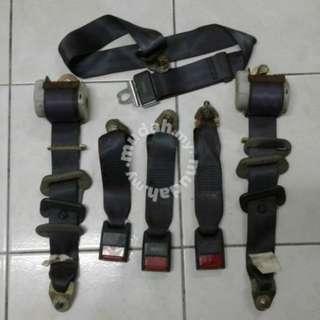 Seat belt satria