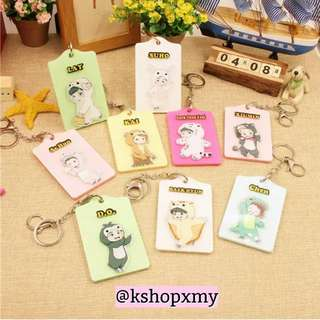 EXO Card Holder