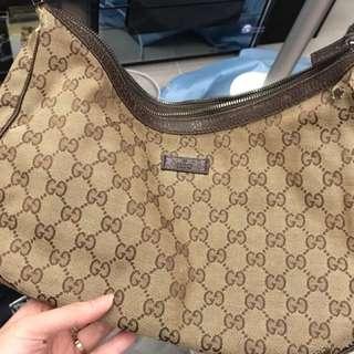 Gucci斜袋 7成新