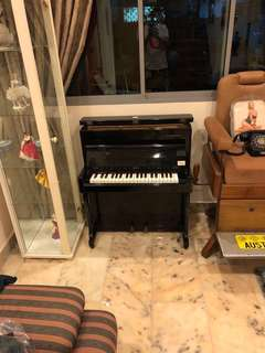 Real child size piano. Not toy. Rare.